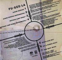 Fugees - 1995 - Fu-Gee-La (Maxi-Single) (Back Cover)