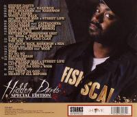Ghostface Killah - 2007 - Hidden Darts (Special Edition) (Back Cover)