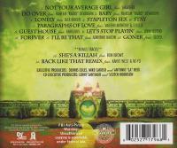 Ghostface Killah - 2009 - Ghostdini Wizard Of Poetry In Emerald City (Back Cover)