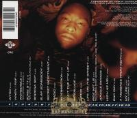 Keith Murray - 1999 - It's A Beautiful Thing (Back Cover)