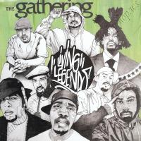 Living Legends - 2008 - The Gathering (Front Cover)