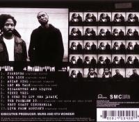 Murs & 9th Wonder - 2010 - Fornever (Back Cover)
