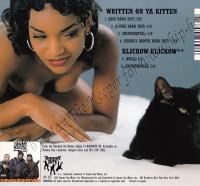 Written On Ya Kitten (Maxi-Single)