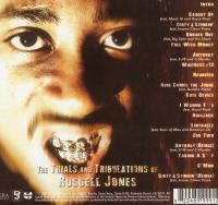 Ol' Dirty Bastard - 2002 - The Trials And Tribulations Of Russell Jones (Back Cover)