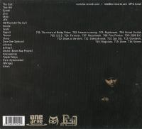 Onry Ozzborn - 2001 - Alone (Back Cover)