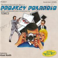The Original SoundTrack Album Of Project Polaroid
