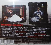 Raekwon & Ghostface Killah - 2008 - R.A.G.U. (Rae And Ghost United) (Back Cover)