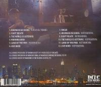 Show & A.G. - 2007 - The Show & A Experience: Live Hard (Back Cover)