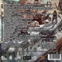 Snowgoons - 2016 - Goon Bap (Back Cover)