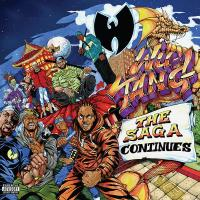Wu-Tang Clan - 2017 - The Saga Continues