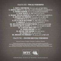 D.I.T.C. - 2016 - Studios (Deluxe Edition) (Back Cover)