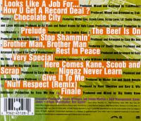 Big Daddy Kane - 1993 - Looks Like A Job For... (Back Cover)