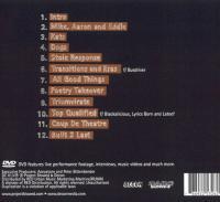 Haiku D'Etat - 2004 - Coup De Theatre (Back Cover)