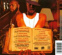 Smif-N-Wessun - 2007 - The Album (Back Cover)