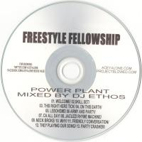Freestyle Fellowship - 2011 - Power Plant (Back Cover)