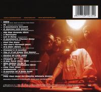 X-Ecutioners - 2002 - Built From Scratch (Back Cover)