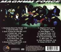 Heltah Skeltah - 1998 - Magnum Force (Back Cover)