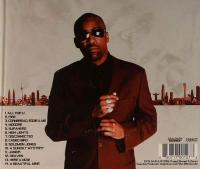 Aceyalone - 2006 - Magnificent City (Back Cover)