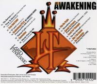 Lord Finesse - 1995 - The Awakening (Back Cover)