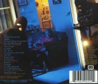 Rasco - 2001 - Hostile Environment (Back Cover)