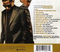 Fabolous - 2007 - From Nothin' To Somethin' (Back Cover)