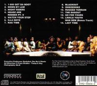 Boot Camp Clik - 1997 - For The People (Back Cover)