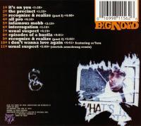 Big Noyd - 1996 - Episodes Of A Hustla (Back Cover)