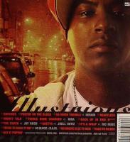 Big Noyd - 2008 - Illustrious (Back Cover)