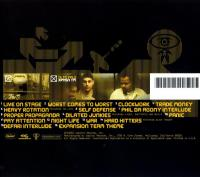 Dilated Peoples - 2001 - Expansion Team (Back Cover)