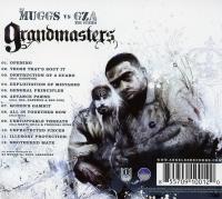 DJ Muggs & GZA - 2005 - Grandmasters (Back Cover)