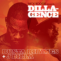 Альбом Busta Rhymes & J Dilla «Dillagence»