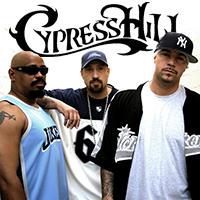 Cypress Hill в Москве