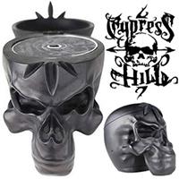 Юбилейное переиздание альбома Cypress Hill в форме черепа