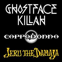 Редкий совместный фристайл Ghostface, Cappadonna и Jeru The Damaja