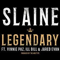Slaine выпустил второй сингл с альбома «Slaine Is Dead»