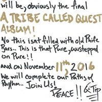 Стала известна дата выхода финального альбома A Tribe Called Quest