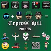 Официальные эмодзи Cypress Hill