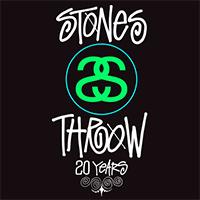 Микстейп Peanut Butter Wolf - «20 Years Of Stones Throw»