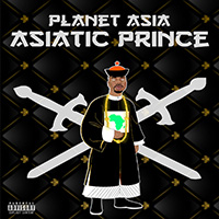 Planet Asia - «Asiatic Prince» EP