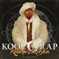 Новый альбом Kool G Rap «Return Of The Don»