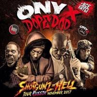 Onyx и Dope D.O.D. едут в большой тур по России