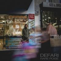 Defari выпустил «Rare Poise», который спродюсировал Evidence