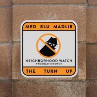 Blu, Madlib & MED воссоединились для EP «The Turn Up»