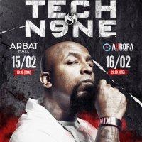 Концерты Tech N9ne в России