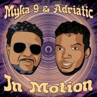 Myka 9 и продюсер Adriatic выпустили совместный альбом «In Motion»