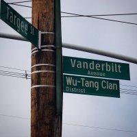Теперь у Wu-Tang Clan есть свой собственный дистрикт на Статен-Айленд