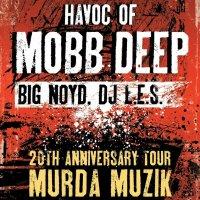 Havoc из группы Mobb Deep выступит в России!