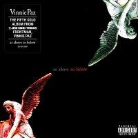 Vinnie Paz выпустил сольный альбом под названием «As Above So Below»