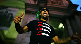 Redman - White People Are Rioting Freestyle
