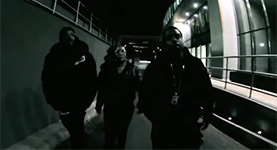 The N'Matez (Daz Dillinger, RBX, The Lady Of Rage & Kurupt) - Trajical